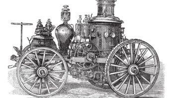 Кто изобретал двигатели внутреннего сгорания